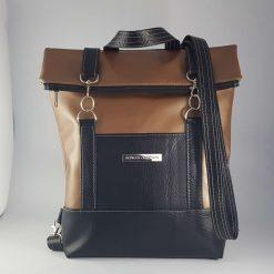 Bedrock Creations - Bronze Black Backpack Babies