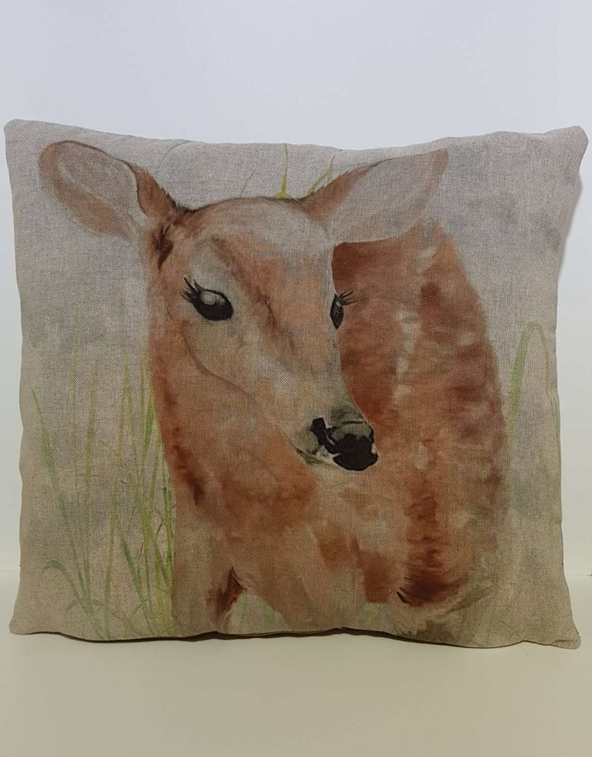 Deer scatter Cushion cover 1