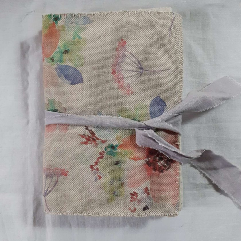 Concertina fabric book 1