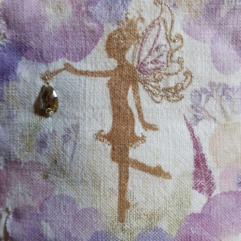 Fantasy fairy keepsake book 2