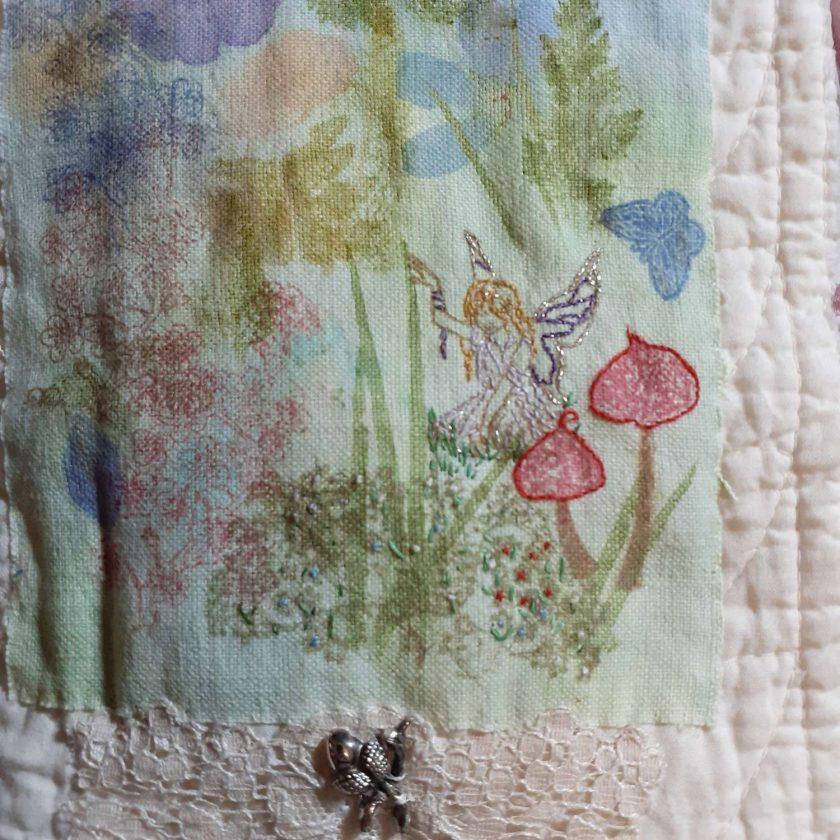Fantasy fairy keepsake book 4