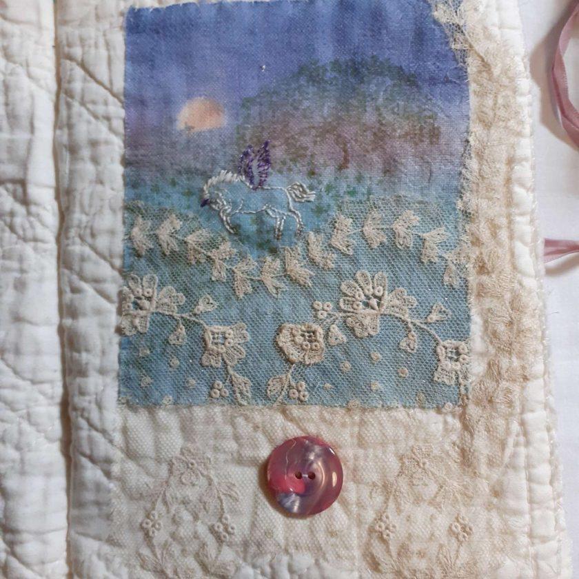 Fantasy fairy keepsake book 6