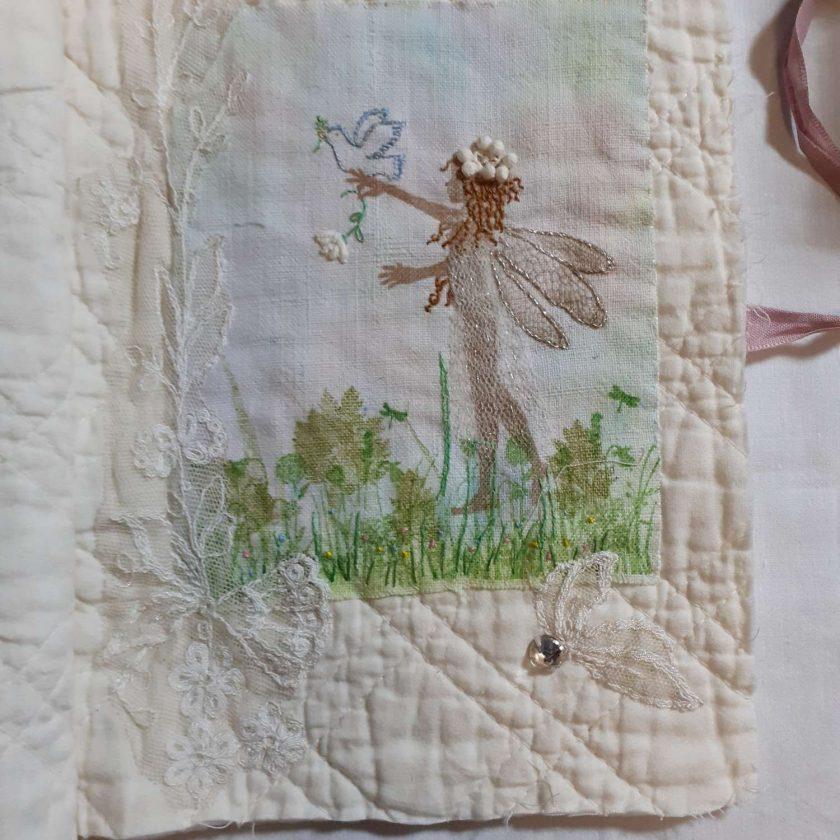 Fantasy fairy keepsake book 11