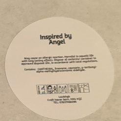 Angel perfume wax melt 3