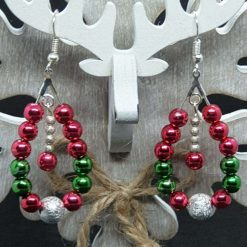 Christmas Dangle and Drop Earrings