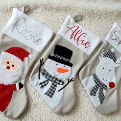 Personalised Christmas Stocking 3