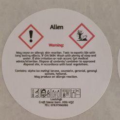 Alienate wax melt 3