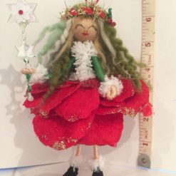 Christmas queen of the woods fairy 82