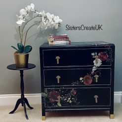 ** SOLD** Beautiful Vintage chest of drawers