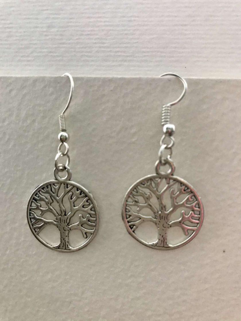 Tree of Life Earrings 1