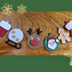 Christmas Stocking Christmas Tree Decoration/ ornament 1