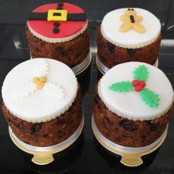 Pre order Luxury Christmas Cakes