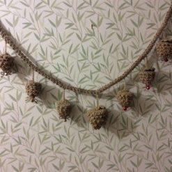 Crochet Cone bunting