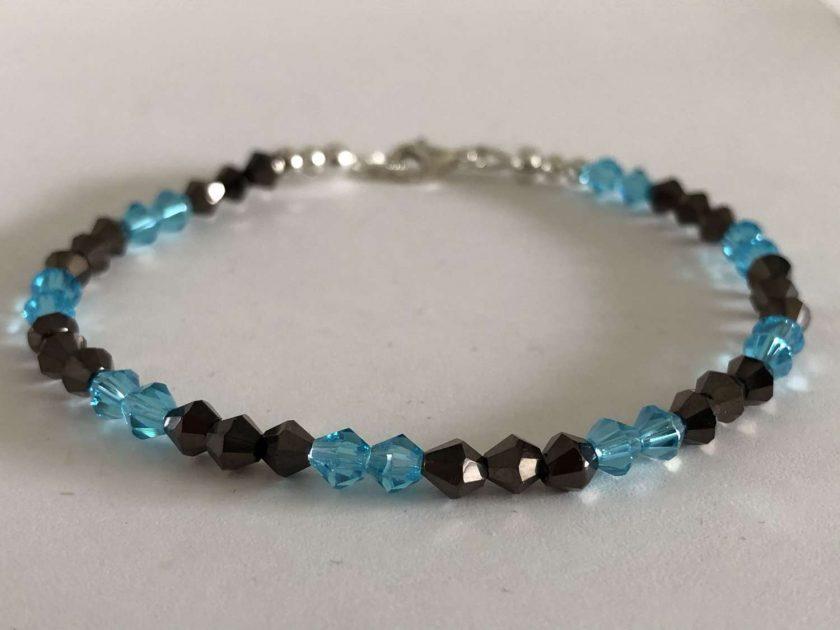 Crystal bracelet 3