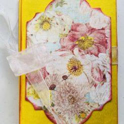Butterfly Lip Balm (Chapstick) Holder Card 2