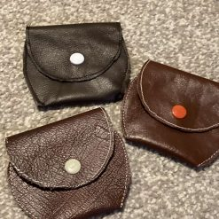 Sale :  small real leather coin purse 4