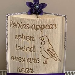 Robins Appear When Loved Ones Are Near