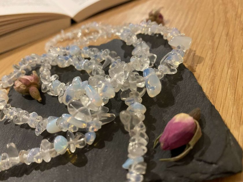 Opalite Necklace 1