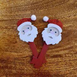 Father Christmas / Santa Keys. Christmas decorations/ornament 3