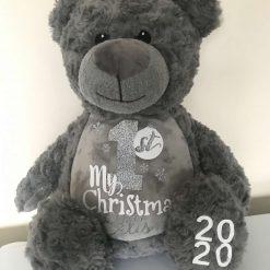 First Christmas Bear