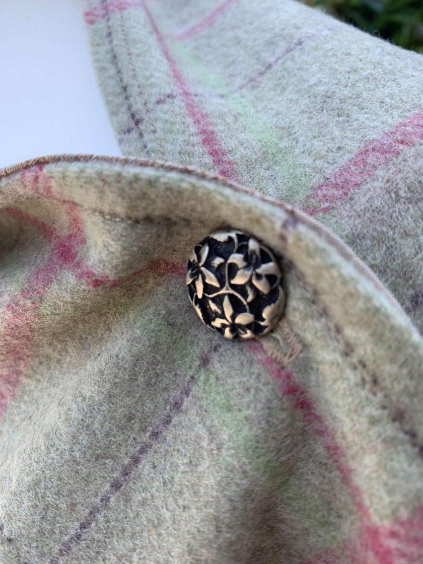 Wool Wrap/Poncho 4