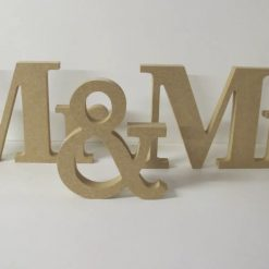 Wedding must have: Mr & Mrs standing Table top decoration/gift 4