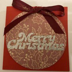 Hand made Christmas Cards set of 3 / free p.p 10