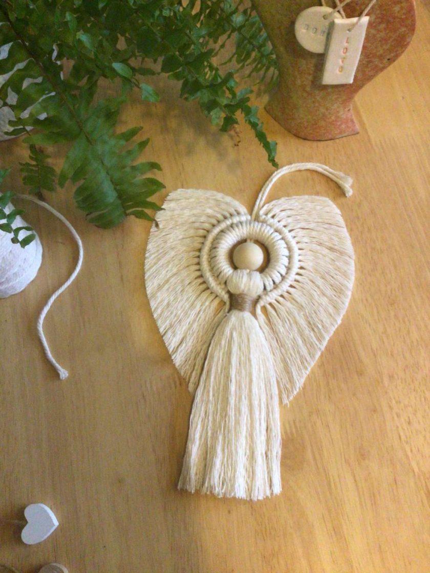 Guardian Angel Boho Decoration