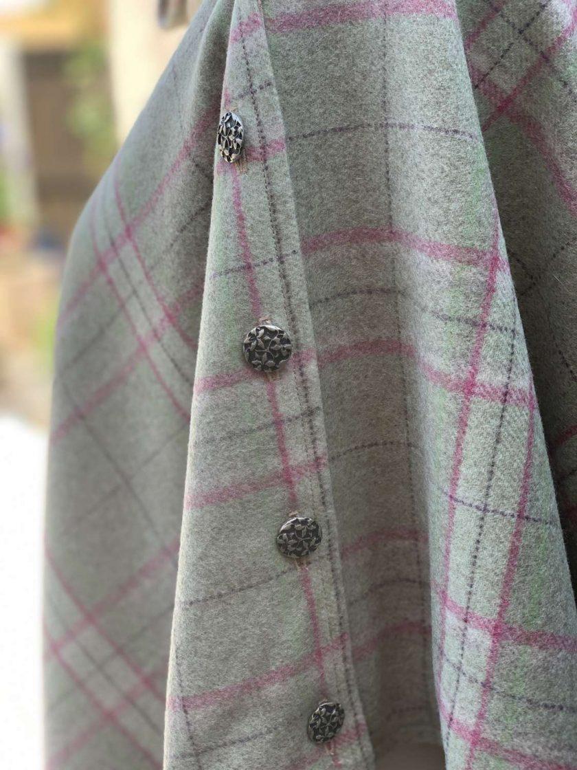 Wool Wrap/Poncho 3