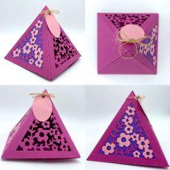 Gift Box - Flower Pyramid