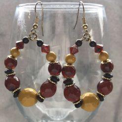 Beaded Earrings (set 33)