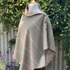 Wool Wrap/Poncho 9