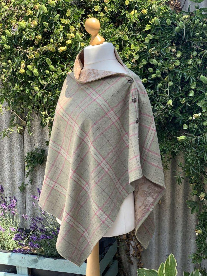 Wool Wrap/Poncho 2