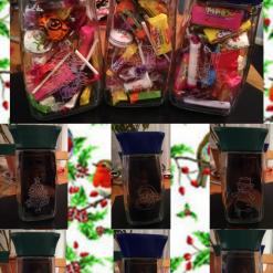 Christmas Jar of Sweets 8