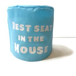 toilet roll cover, toilet roll storage, (best seat in the house) 5