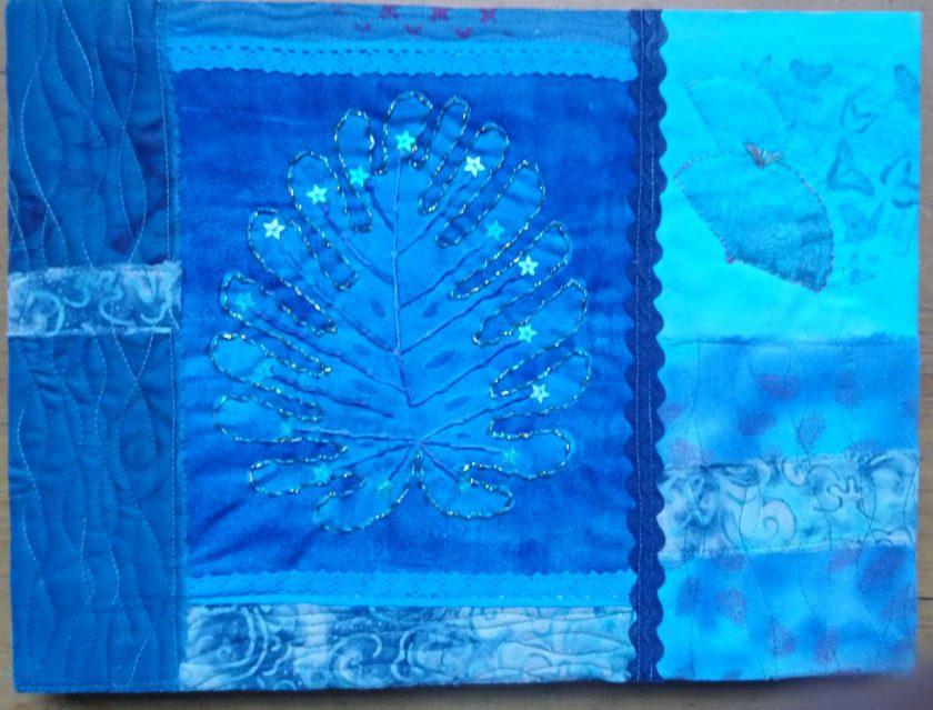 Blue Leaf 1