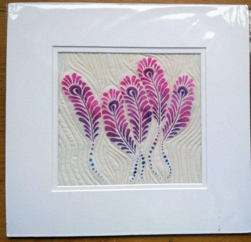 Purple Feathers 1