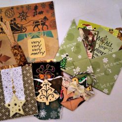 A Gorgeous Christmas Journaling Pack