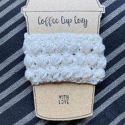 Handmade Coffee Cup Cozy