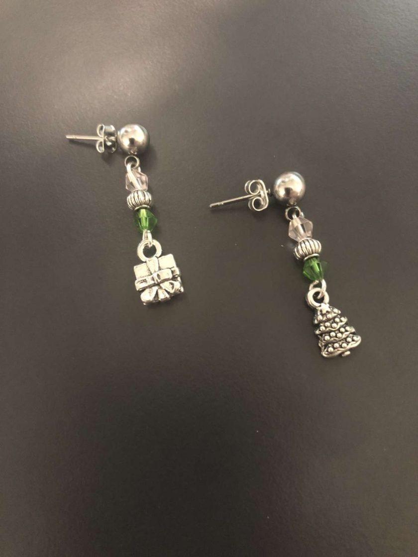 Christmas Stud Earring 1