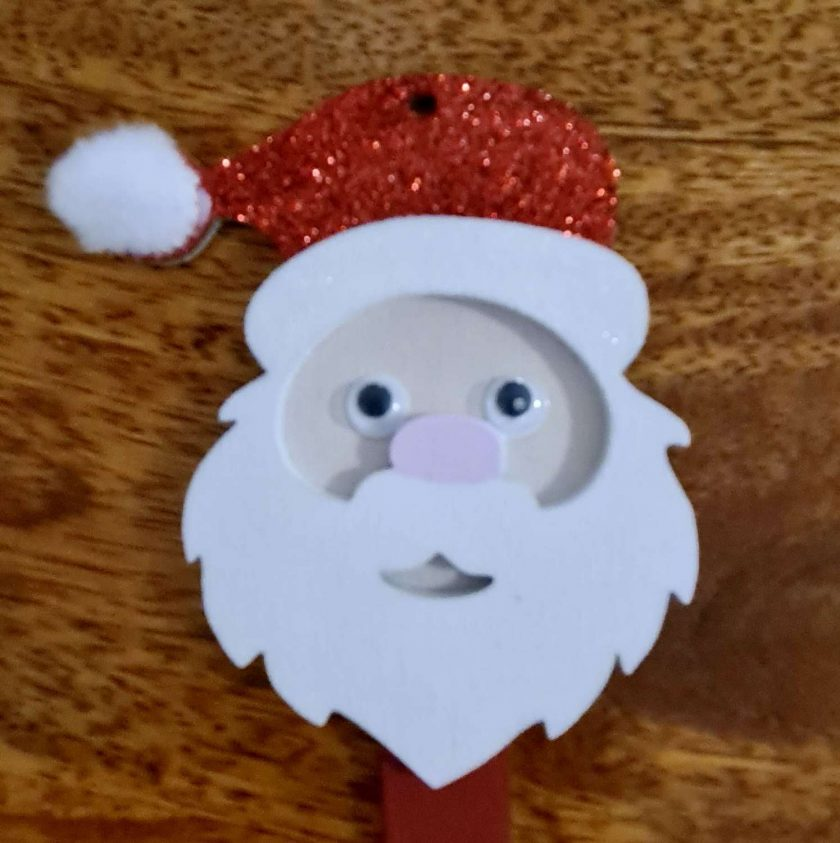 Father Christmas / Santa Keys. Christmas decorations/ornament 1