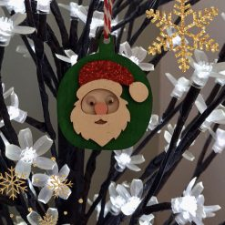 Santa Claus Christmas Tree Decoration/ornament