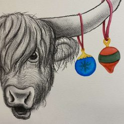 Party Coo Christmas Artwork 4