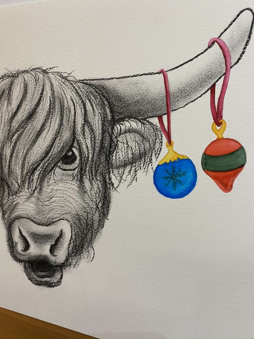 Party Coo Christmas Artwork 2