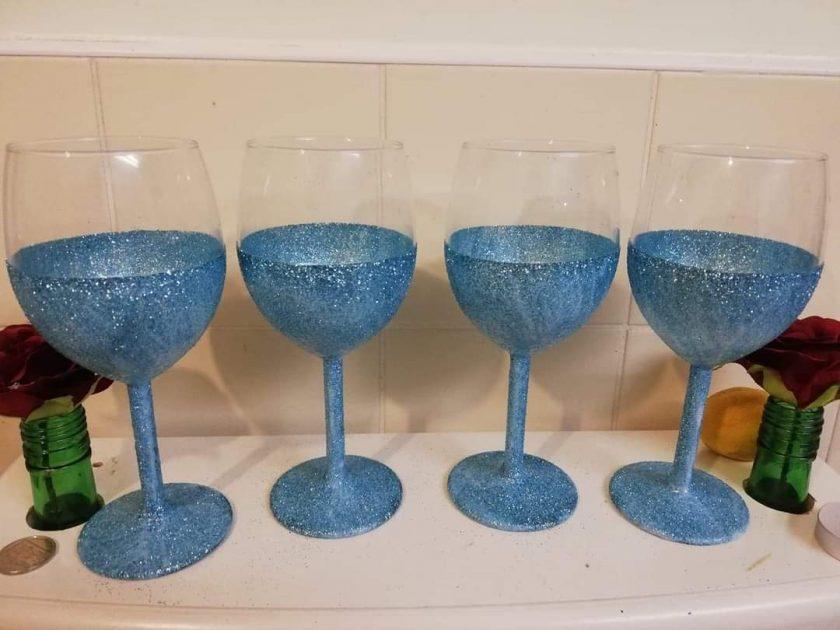 Glitter Glasses 1
