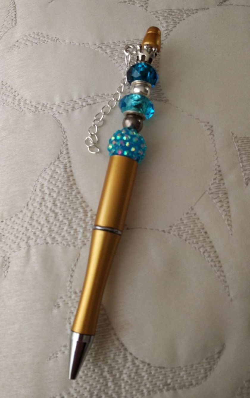 Christmas ideas: Jewel pen 6