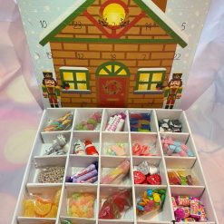 Advent Calendar - Filled with Sweets