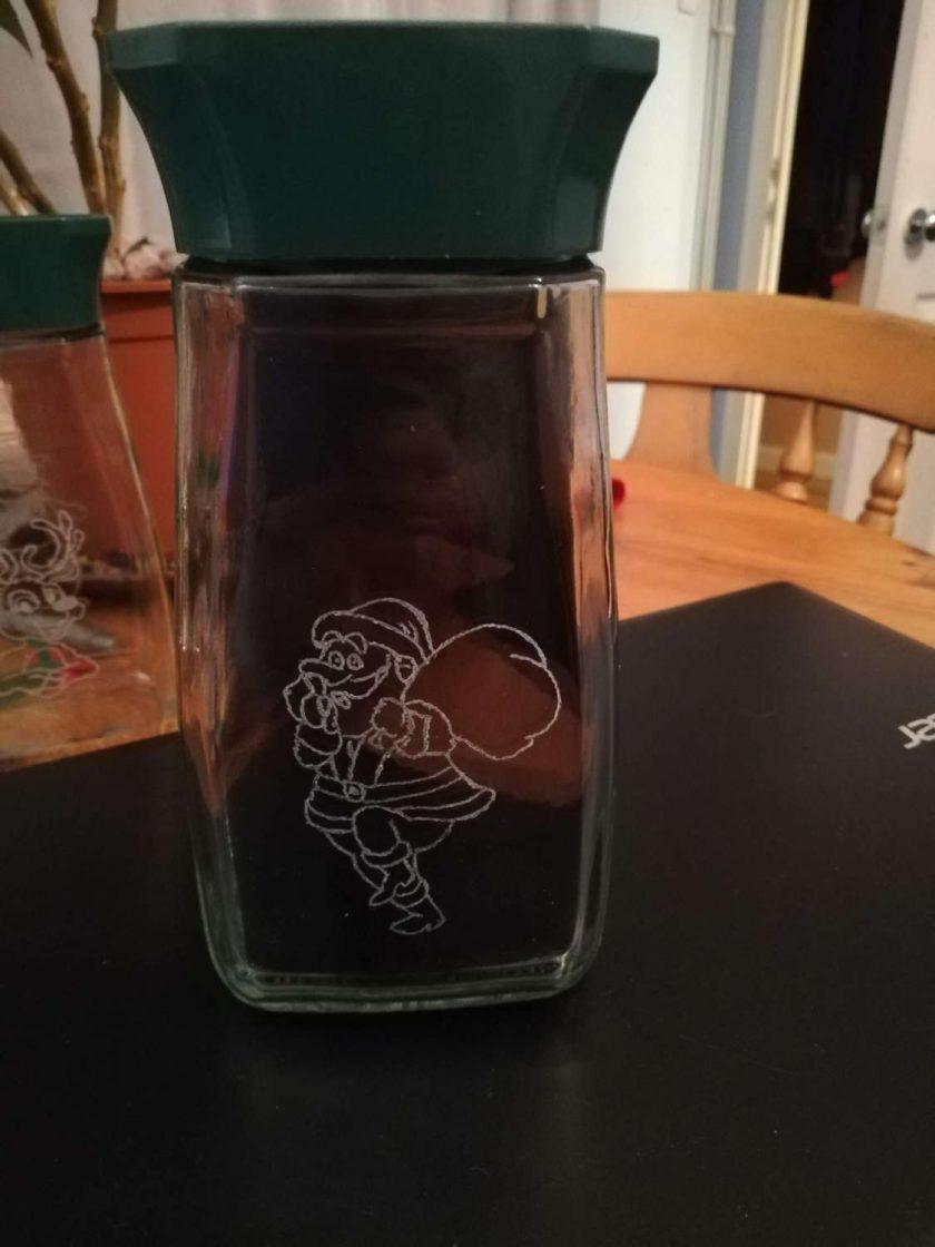 Christmas Jar of Sweets 6