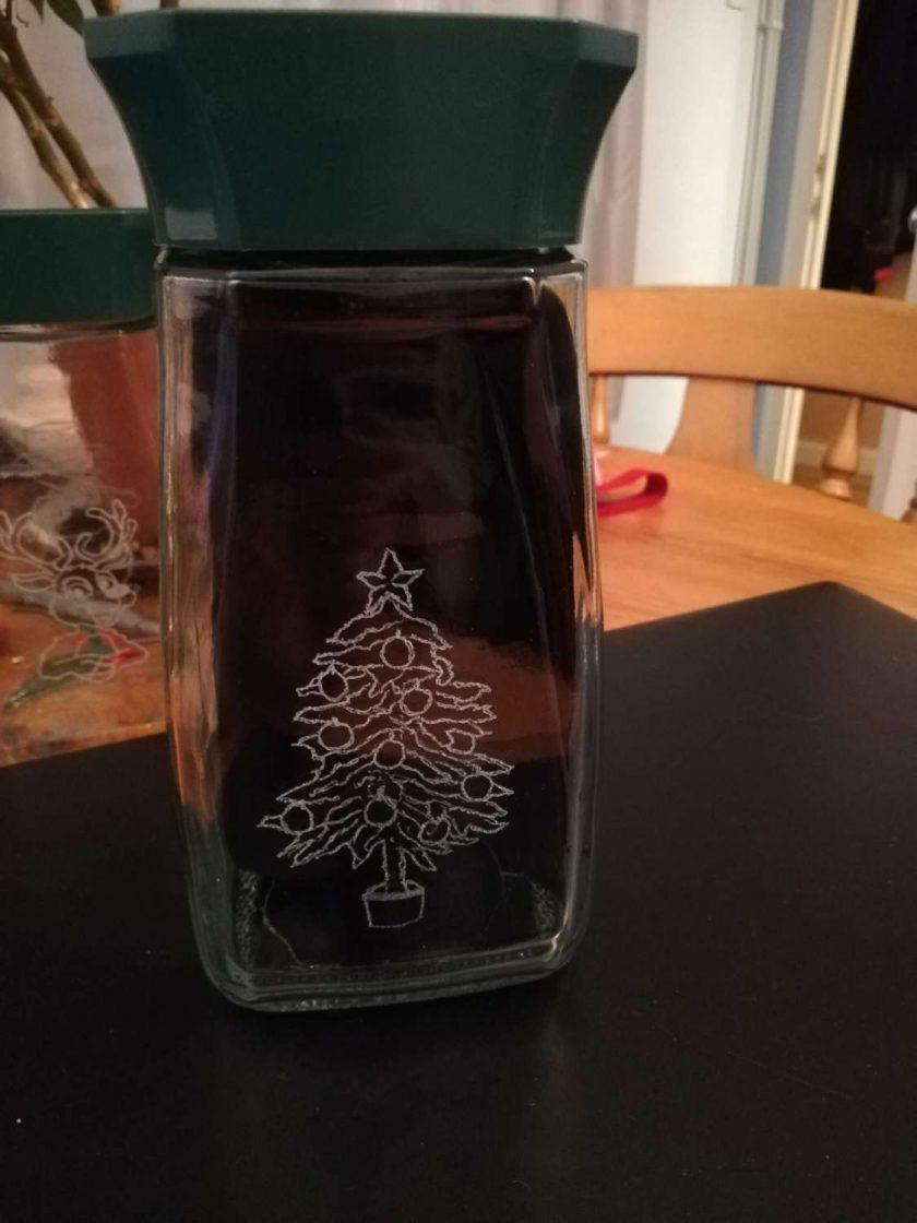 Christmas Jar of Sweets 4
