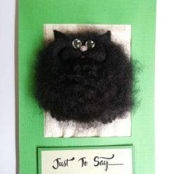 Flatt Katt Card